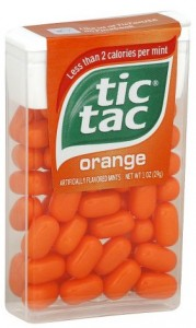 Target: Tic Tac Mints Only $0.19!