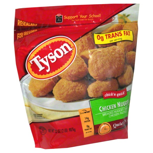 Kroger Tyson Chicken Nuggets Only 299 Become A Coupon Queen