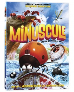 Minuscule: Valley of the Lost Ants DVD Giveaway! (ends 6/5)