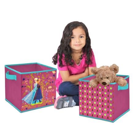 Disney Frozen Storage Cube 2-Pack