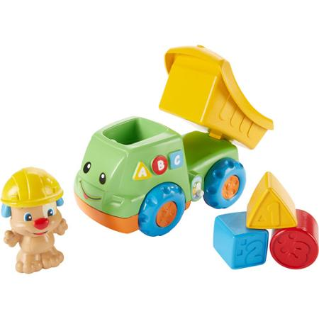Fisher-Price Puppy's Dump Truck