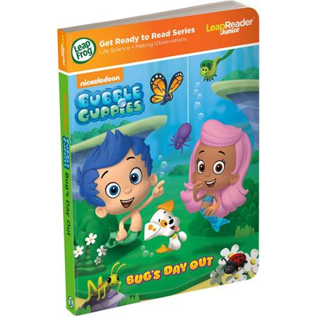 LeapFrog Nickelodeon Bubble Guppies Bug's Day Out