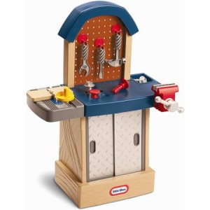 Little Tikes Tough Workshop Only $29.88!