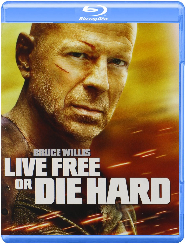 Amazon.com: Live Free or Die Hard [Blu-ray]: Bruce Willis ...