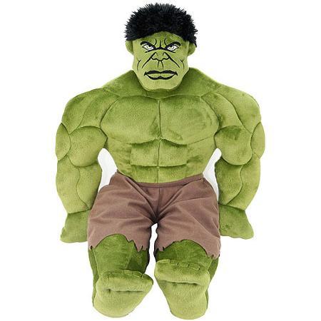 Marvel Avengers Hulk Pillow Buddy