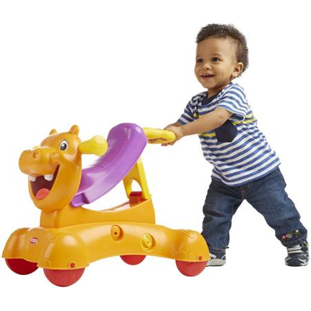 Playskool Rock, Ride, 'n Stride Hippo Toy