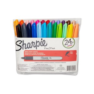 Sharpie Fine Point Permanent Marker 24-pack Only $8.13!