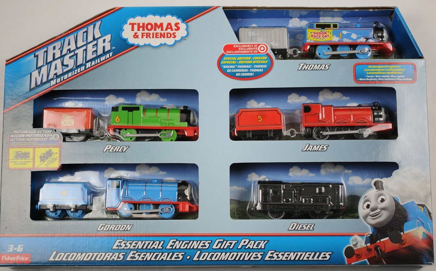 Target Toy Trains : Target thomas friends track master essentials engines