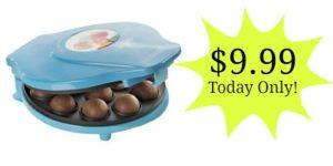 Bella Cake Pop Maker Only $9.99, reg. $19.99! Today Only!