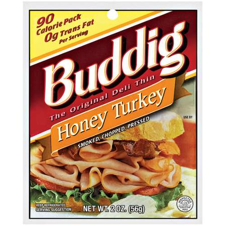 Meijer: Buddig Lunch Meat Only $0.34!