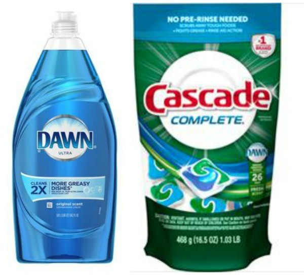 dawn and cascade complete