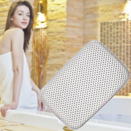 foam bath pillow