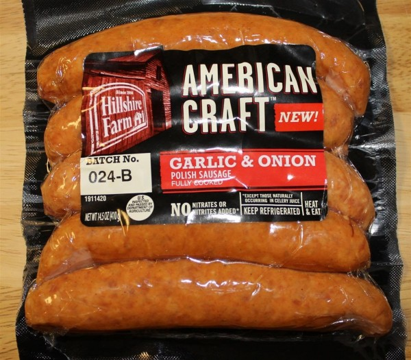 hillshire farm american craft smoked sausage