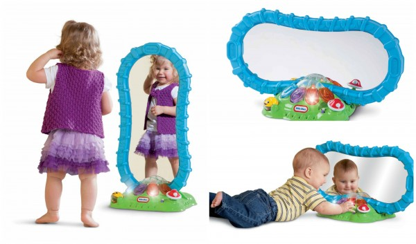 Little Tikes Activity Garden Safe 'N Fun Mirror Only $19.99 (Reg. $35)!