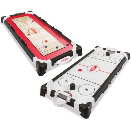 majik 2-in-1 Flipperz Block/Hockey Shuffleboard game