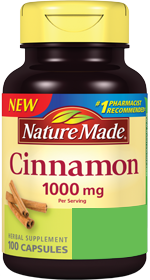 nature made cinnamon