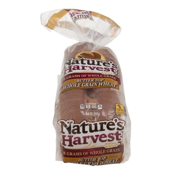 nature's harvest bread