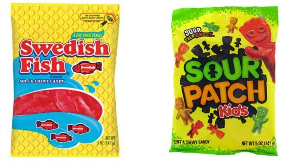 Kroger swedish fish and sour patch kids only for Sour swedish fish