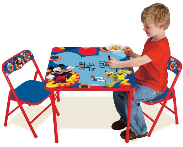 Disney Mickey Mouse Clubhouse Capers Erasable Activity Table Set ...