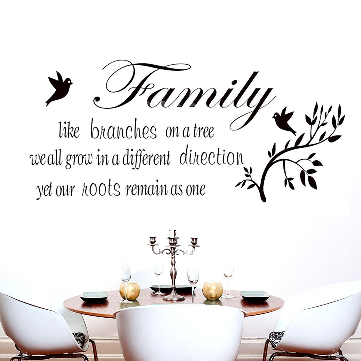 family like branches quote wall decal as low as  3 25