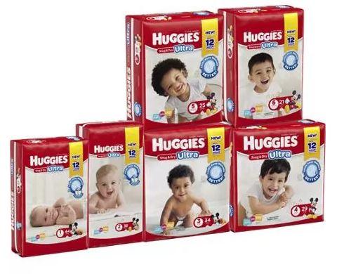 Huggies Snug and Dry Ultra Jumbo Pack