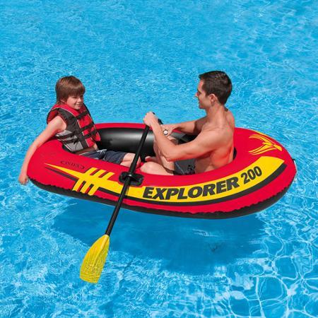 Intex Explorer 2-Person Inflatable Boat