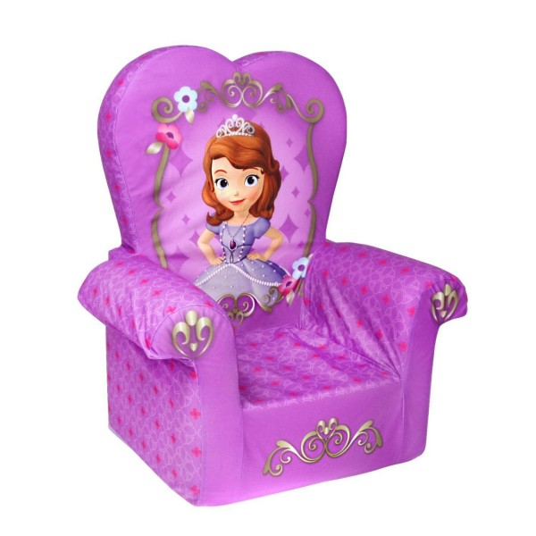 Sofia The First Children's Chair