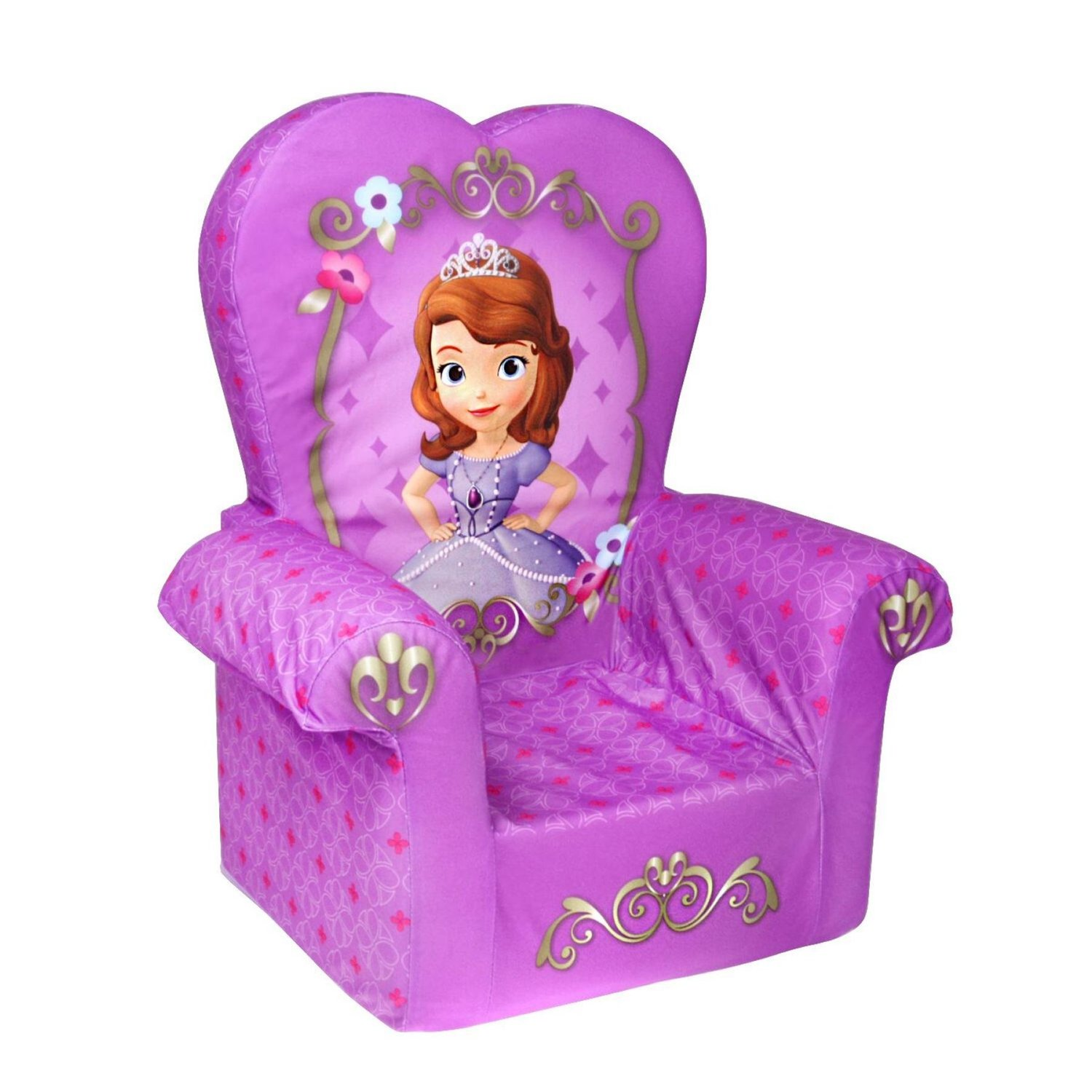 Sofia The First Children 39 S Chair Only Lowest Price Become A Coupon Queen