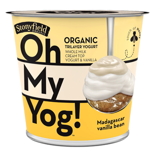 Stonyfield Oh My Yog! Organic Yogurt