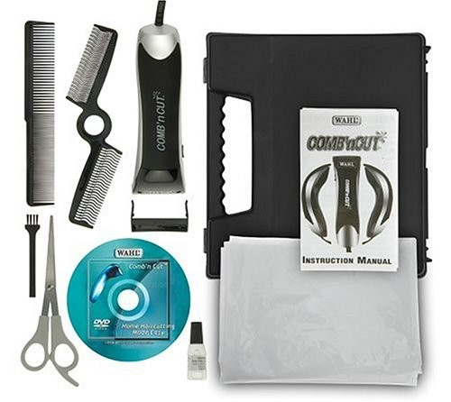 wahl comb n 39 cut hairstyle grooming kit only. Black Bedroom Furniture Sets. Home Design Ideas
