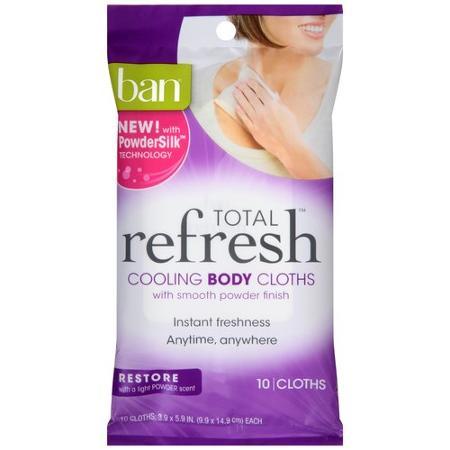ban total refresh cloths