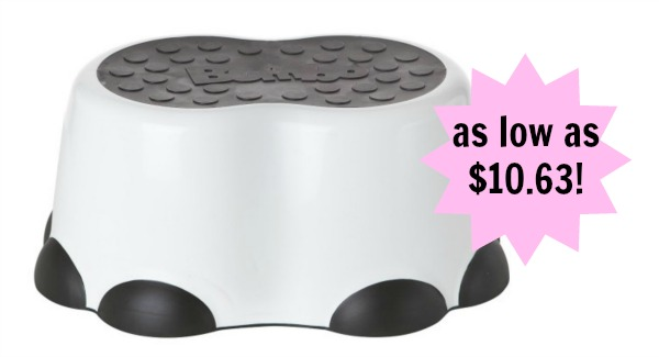 Bumbo Step Stool As Low As 10 63 Become A Coupon Queen