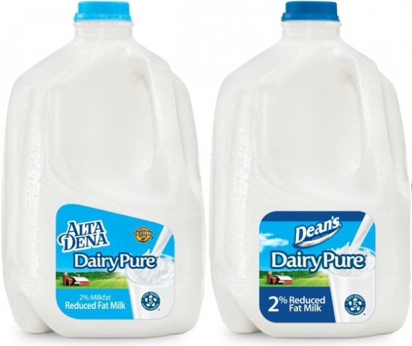 dean's dairy pure