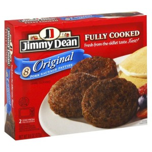 Target: Jimmy Dean Sausage Only $1.30!