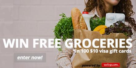 savings dot com grocery giveaway