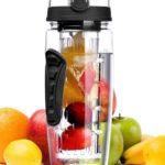 Fruit Infuser Water Bottle Only $9.49!
