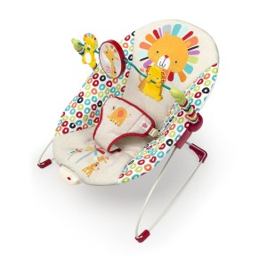 Bright Starts Playful Pinwheels Bouncer Only $17.84! (reg. $32.99)