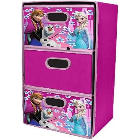 Disney Frozen Collapsible Storage Bins Only 14 61