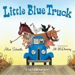 Little Blue Truck Board Book Only $5!