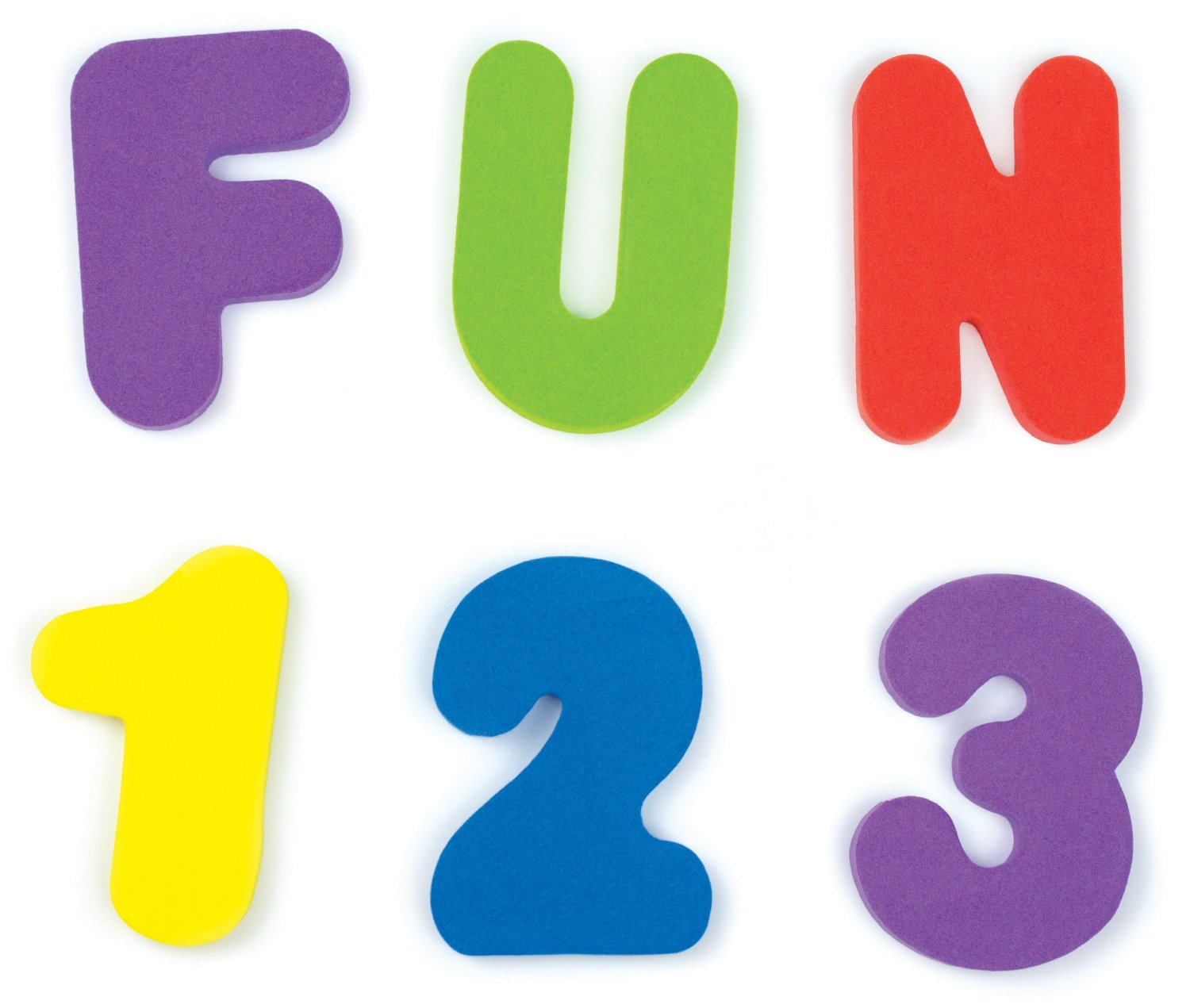 Munchkin Bath Letters and Numbers 36-Piece Set Only $4.48!
