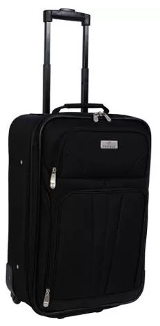 Protege Monticello Upright Carry-On Luggage