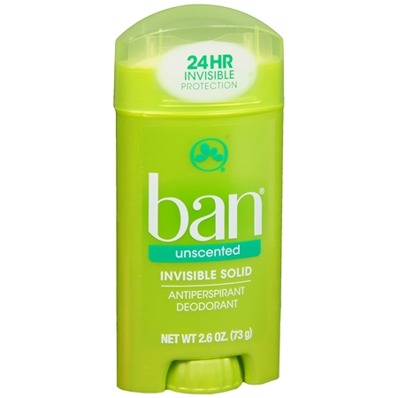 ban deodorant