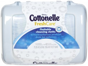 Walmart: Cottonelle Fresh Care Wipes Only $0.88!