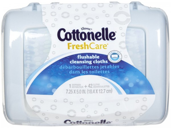 picture regarding Cottonelle Printable Coupon referred to as Walmart: Cottonelle Fresh new Treatment Wipes Merely $0.34! - Grow to be a