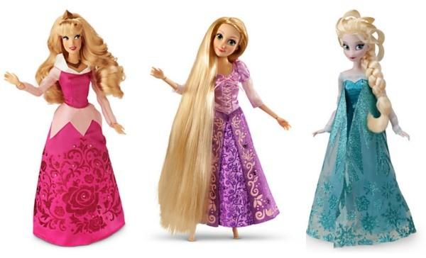 disney classic dolls