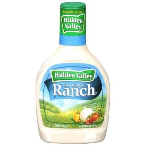 Target: Hidden Valley Ranch Dressing Only $1.75!