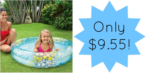 Intex Kiddie Pool Only 9 55 Become A Coupon Queen