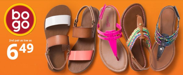 18c8fc71b0a Payless Sale: BOGO 50% Off Shoes + 10% Off! Today Only! - Become a ...
