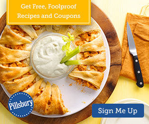 FREE Pillsbury Recipes and Coupons!