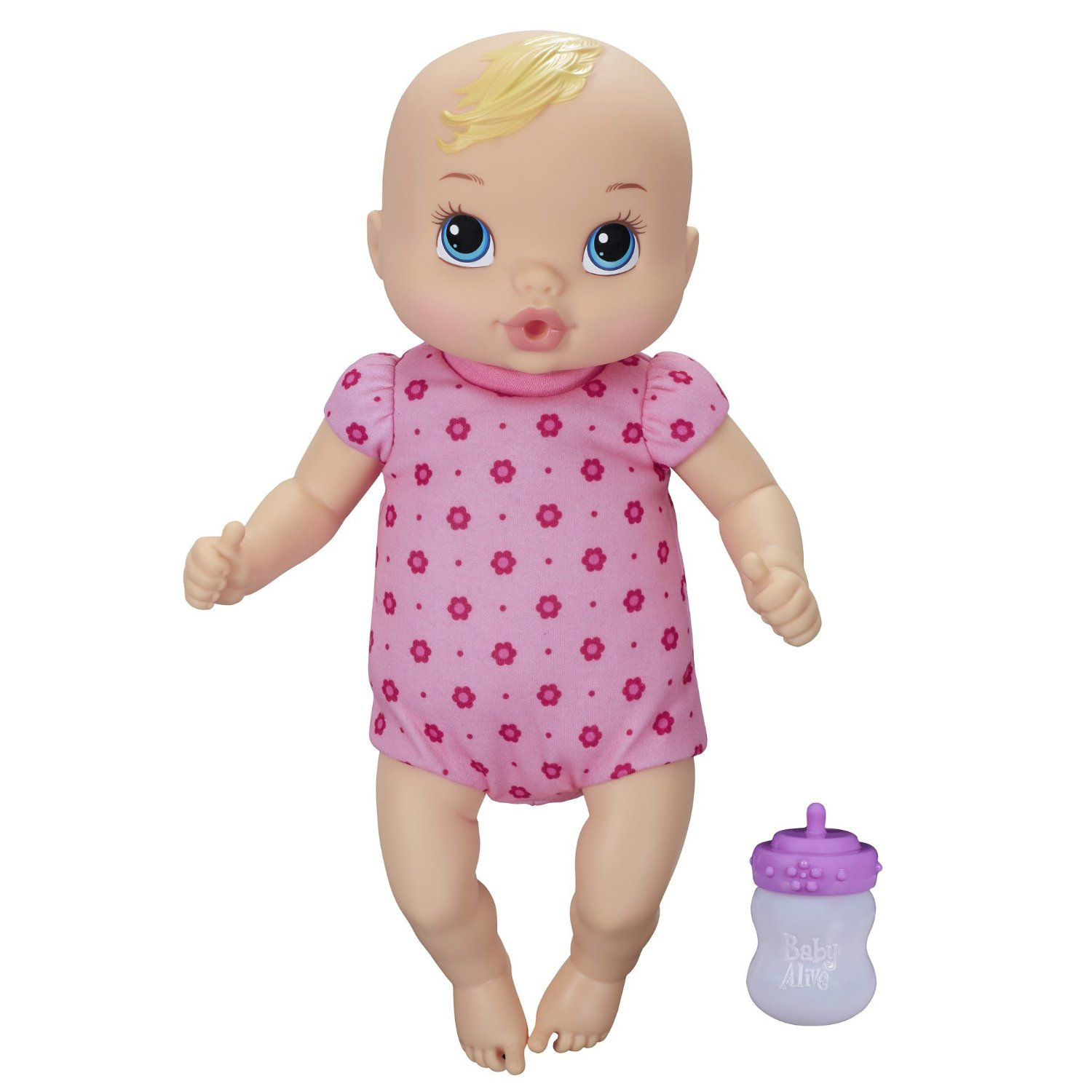 Baby Alive Luv N Snuggle Baby Doll Only 6 99 Become A Coupon Queen
